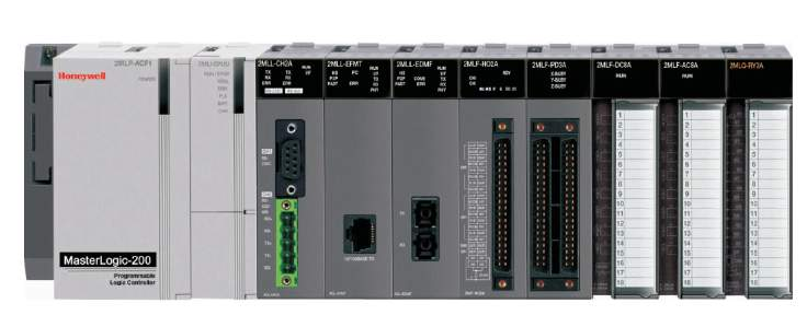 Programmable logic controller the Honeywell MasterLogic 200R