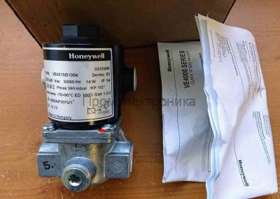 Gas valve Honeywell VE4015