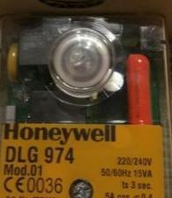 DLG 974-N Satronic/Honeywell control unit combustion