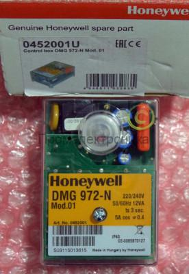DMG 972-N Mod.01 Satronic /Honeywell control unit combustion