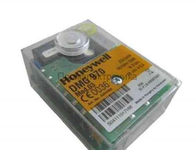 DMG 972-N Mod.03 Satronic /Honeywell control unit combustion