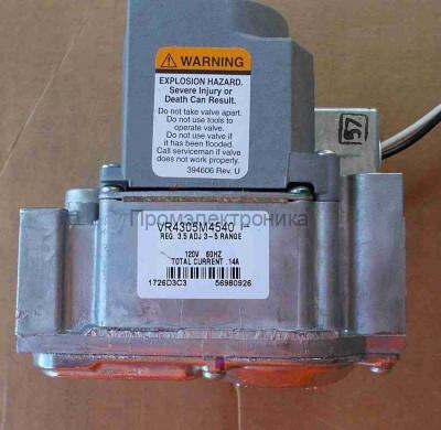 Gas valve Honeywell VR4305