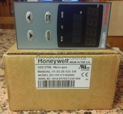 Honeywell UDC1700