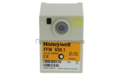 FFW 980 Honeywell/Satronic control unit combustion